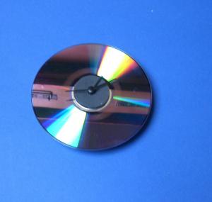 CD-Uhr