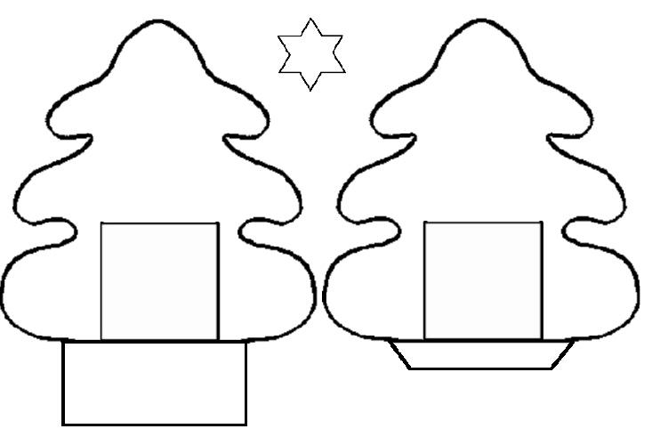 weihnachtliche verpackungen selber basteln kostenlose. Black Bedroom Furniture Sets. Home Design Ideas